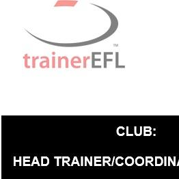 Club Trainer Form