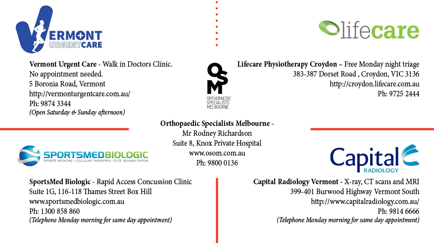 Complete Injury Care 2016