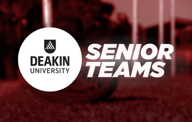 Deakin Senior Teams